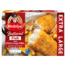 Birds Eye 2x Battered Fish Fillets