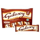 Galaxy Smooth Milk Chocolate Bar (4 Pack)