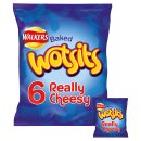 Walkers Wotsits Really Cheesy (6 Pack)