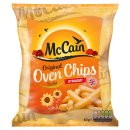 McCain Straight Cut Oven Chips 907g