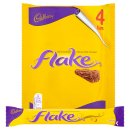 Cadbury Flake Chocolate Bar (4 Pack)