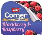 Muller Corner Blackberry & Raspberry Yogurt