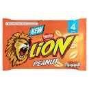 Lion Peanut Chocolate Bar (4 Pack)