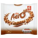 Aero Milk Chocolate Bubbly Bar (4 Pack)
