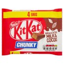 Kit Kat Chunky Chocolate Bar (4 Pack)
