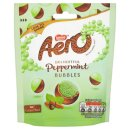 Aero Bubbles Peppermint Mint Chocolate Bag