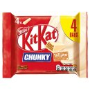 Kit Kat Chunky White Chocolate Bar (4 Pack)
