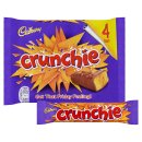 Cadbury Crunchie Chocolate Bar (4 Pack)
