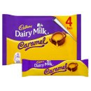 Cadbury Caramel Chocolate Bar (4 Pack)