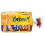 Kingsmill Medium 50/50 Bread 800g