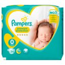 Pampers New Baby Nappies Size 0 (Micro) 24 pk