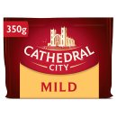 Cathedral City Milk Cheddar Cheese 350g