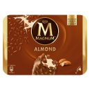 Magnum Almond Ice Cream 4x 100ml